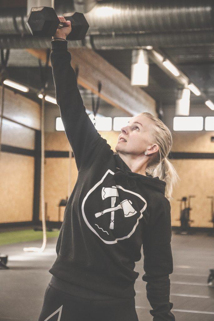 Minun CrossFit Iisalmi: Annamaija Laitinen