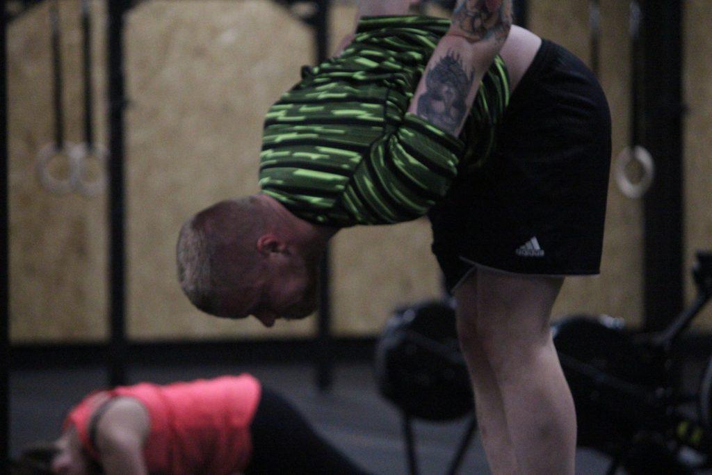 Minun CrossFit Iisalmi: Eppu Jääskeläinen